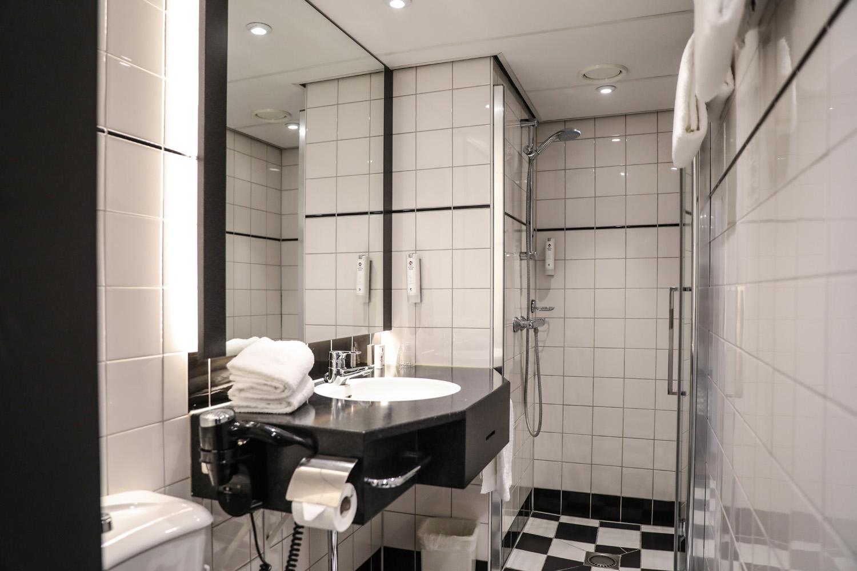 Economy eenpersoonskamer -  Hotel Haarhuis (3).jpg