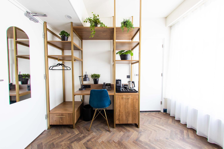 Economy eenpersoonskamer -  Hotel Haarhuis (2).jpg