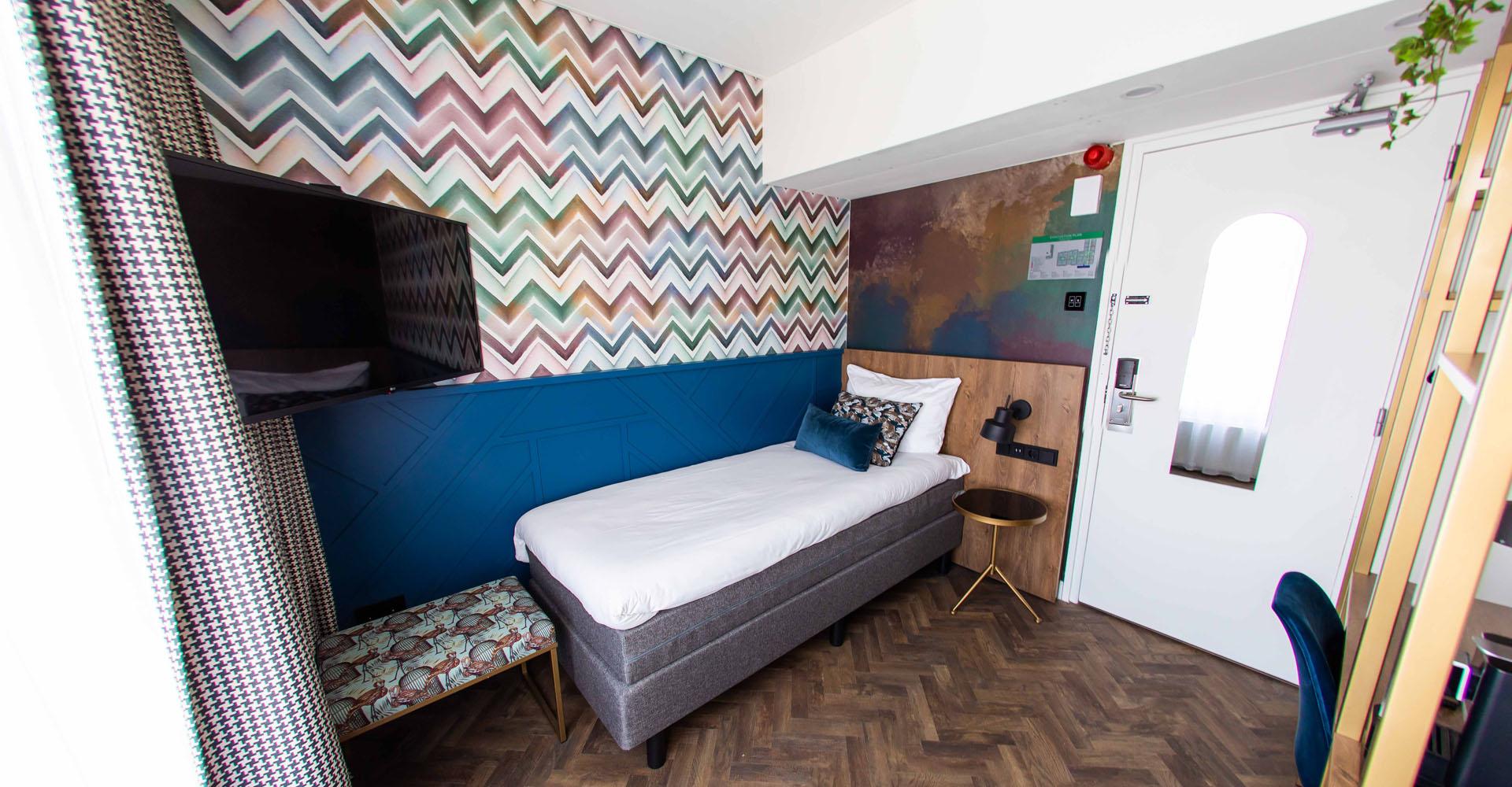 Economy eenpersoonskamer - Hotel Haarhuis - slider.jpg