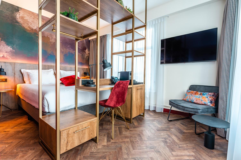 Tweepersoonskamer - Hotel Haarhuis (3).jpg