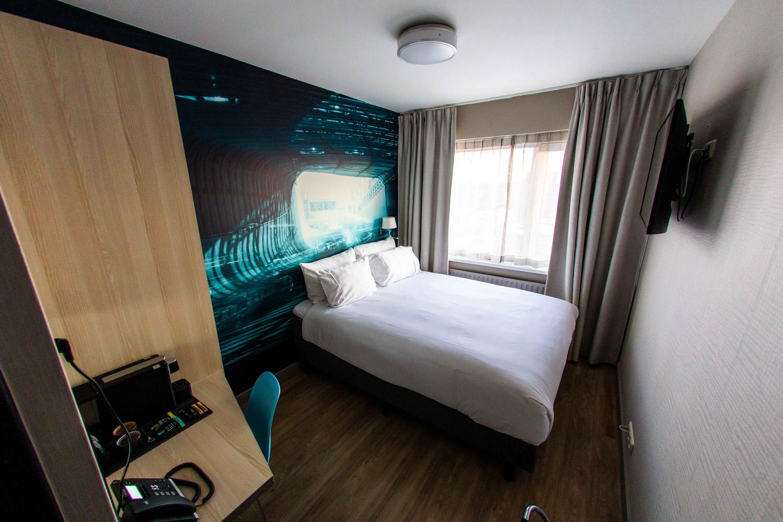 Economy tweepersoonskamer - Hotel Haarhuis (1).jpg